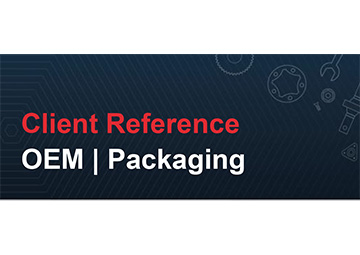 Client Reference - OEM | Packaging